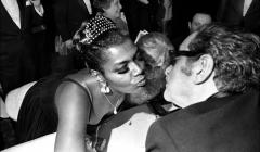 020 Pearl Bailey, singer, International Film Awards ceremony, NYC, 1968