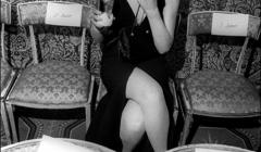 022 Lauren Bacall, International Film Awards ceremony, NYC 1968
