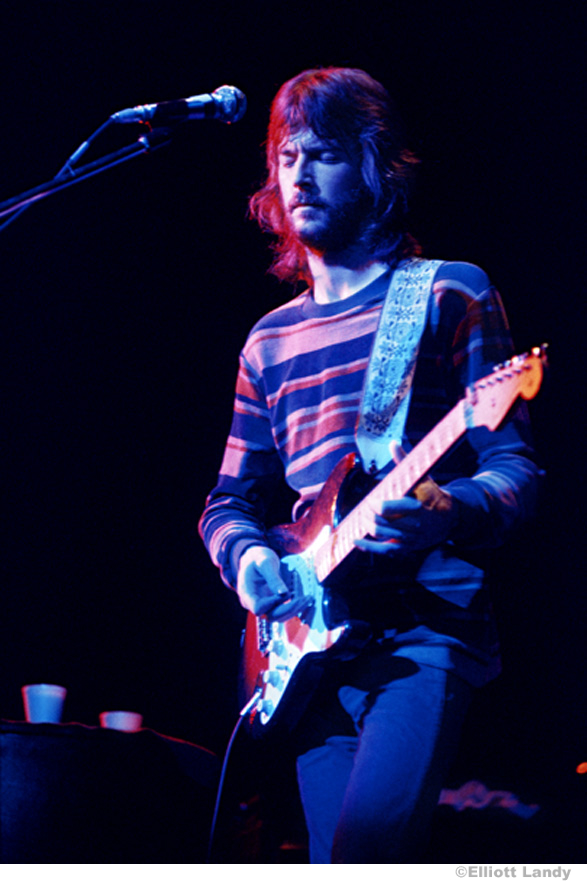 158 Eric Clapton, Derek & The Dominos. Capitol Theatre, Port Chester, NY, 1970