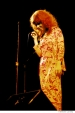 082 Grace Slick, Jefferson Airplane, Fillmore East, NYC, 1968. Infrared color film