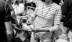 114 Joan Baez, Newport Folk Festival, Newport, Rhode Island, 1968