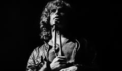 101 Jim Morrison, The Doors, Hunter College, NYC, 1968
