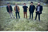 250-The-Band-in-front-of-Levon-and-Ricks-house-Bearsville-Woodstock-NY-1968