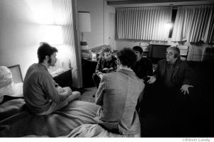 285-The-Band-after-Robbies-hypnosis-w.-John-Simon-Albert-Grossman-Levon-Rick.-Hotel-in-San-Francisco-CA1969