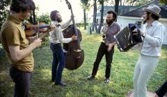259-The-Band-Richard-Garth's-house-above-the-Ashokan-resevoir-Woodstock-1969