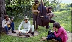260-The-Band-Richard-Garth's-house-above-the-Ashokan-resevoir-Woodstock-1969