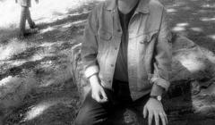 297-The-Band-Rick-Danko-taken-for-Jericho-album-outside-Levon's-Woodstock-NY-1993
