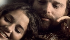 138 Van Morrison and his wife Janet Morrison, Woodstock, NY, 1969