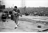 370 Richie Havens, Woodstock Festival 1969, NY