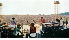 372 Joe Cocker's band, Woodstock Festival 1969, NY