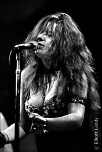 Janis Joplin, Big Brother and The Holding Company. Fillmore East, opening night of the Fillmore, NYC, 1968