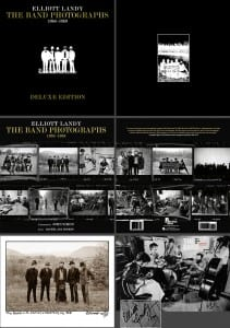 The Band Photographs Deluxe Edition