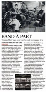 The Band Photographs 1968-1969
