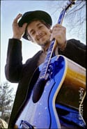 Bob Dylan print Nashville Skyline
