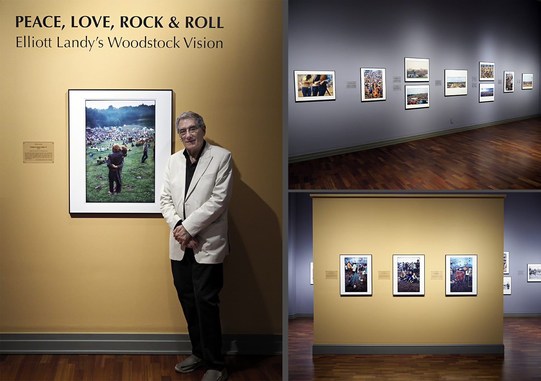 Elliott Landy, Huntsville Museum of Art, Huntsville, Alabama