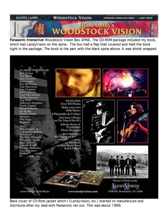 Woodstock Vision Vintage Set