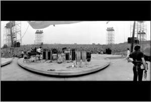 Elliott Landy Woodstock Postcard