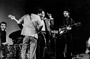 Bob Dylan Prints with The Band, Woodie Guthrie Memorial Concert, Carnegie Hall, NYC, 1968. Levon Helm, Rick Danko, Robbie Robertson, Richard Manuel, Garth Hudson.